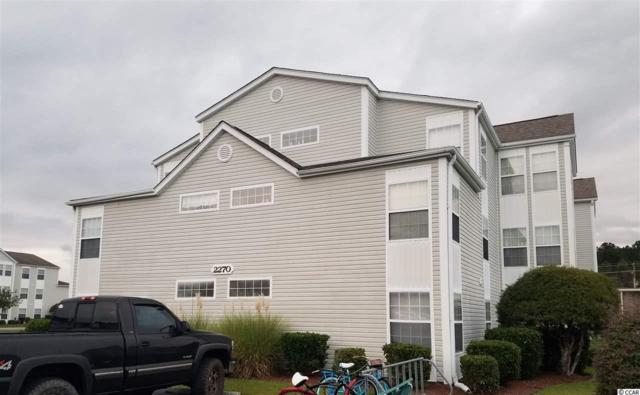 2270 Andover Dr F, Myrtle Beach, SC 29575 (MLS #1722119) :: The Hoffman Group