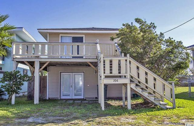 206 32nd Avenue North, North Myrtle Beach, SC 29582 (MLS #1722153) :: Myrtle Beach Rental Connections