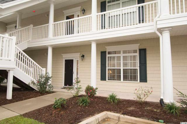 114 Scotch Broom Drive #102, Little River, SC 29566 (MLS #1722167) :: SC Beach Real Estate
