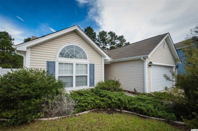 6088 Pantherwood, Myrtle Beach, SC 29579 (MLS #1722201) :: The HOMES and VALOR TEAM
