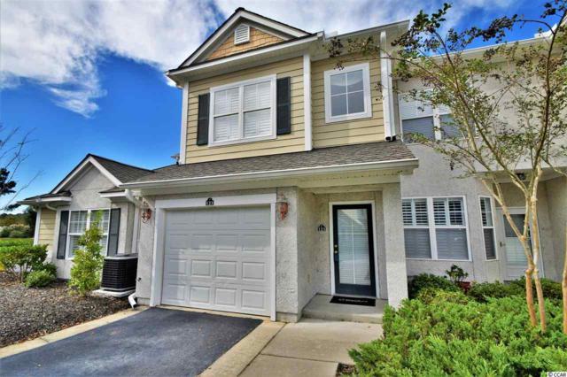 2450 Marsh Glen Drive #121, North Myrtle Beach, SC 29582 (MLS #1722216) :: SC Beach Real Estate