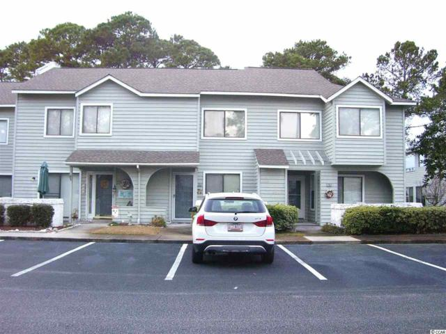 20 Shadow Moss Place #20, North Myrtle Beach, SC 29582 (MLS #1722233) :: James W. Smith Real Estate Co.