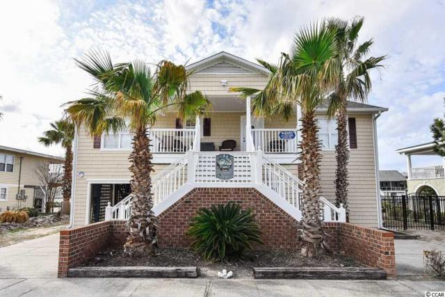 1852 Dolphin St., Garden City Beach, SC 29576 (MLS #1722236) :: Jerry Pinkas Real Estate Experts, Inc