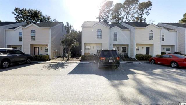 6703 Jefferson Place B1, Myrtle Beach, SC 29572 (MLS #1722286) :: The Litchfield Company