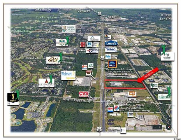 2875 E Highway 501, Conway, SC 29526 (MLS #1722326) :: The HOMES and VALOR TEAM