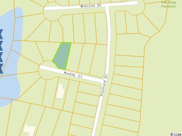 Lot 393 Noddy Court, Conway, SC 29526 (MLS #1722327) :: The HOMES and VALOR TEAM