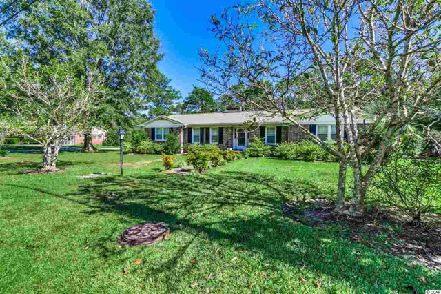 155 Busbee Street, Conway, SC 29526 (MLS #1722366) :: The HOMES and VALOR TEAM