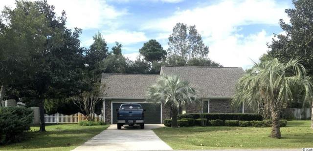 9 Pine Valley Lane, Surfside Beach, SC 29575 (MLS #1722368) :: The HOMES and VALOR TEAM