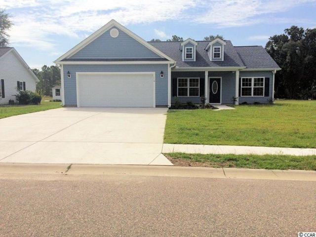 125 Barons Bluff Drive, Conway, SC 29526 (MLS #1722381) :: Myrtle Beach Rental Connections