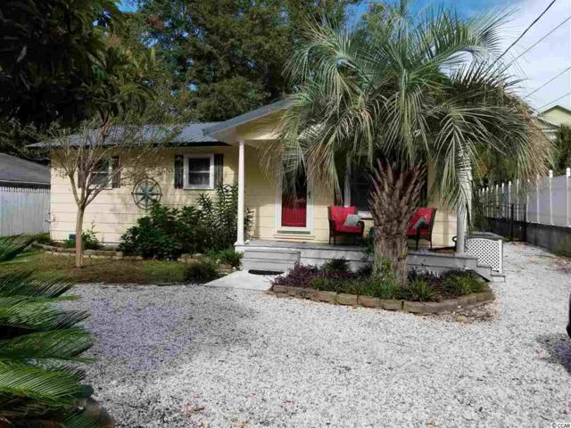 614 3rd Avenue S, Surfside Beach, SC 29575 (MLS #1722390) :: The HOMES and VALOR TEAM