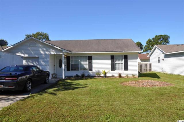 2749 Temperance, Myrtle Beach, SC 29577 (MLS #1722411) :: The HOMES and VALOR TEAM