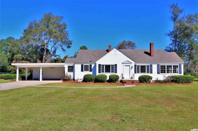 4373 Mcqueen St., Loris, SC 29569 (MLS #1722420) :: The HOMES and VALOR TEAM