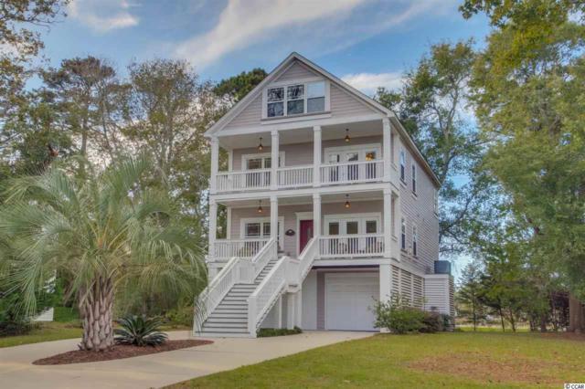 39 Marsh Point Dr, Pawleys Island, SC 29585 (MLS #1722425) :: Resort Brokerage