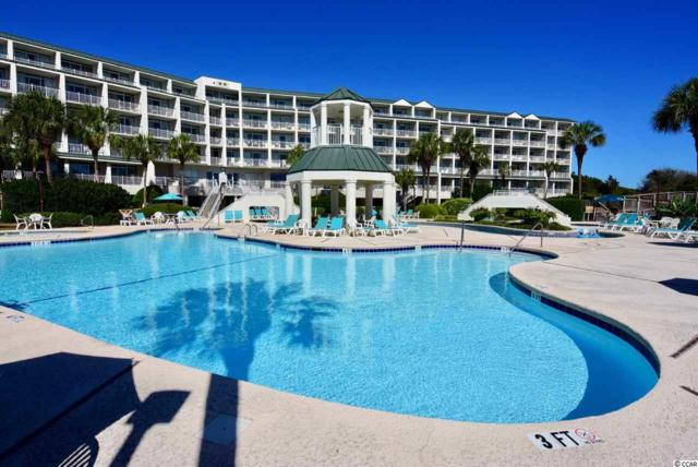 601 Retreat Beach Circle #505, Pawleys Island, SC 29585 (MLS #1722445) :: Resort Brokerage
