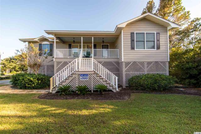 60 Barefoot Loop, Pawleys Island, SC 29585 (MLS #1722472) :: The Litchfield Company