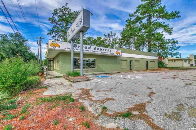 907 Church St., Conway, SC 29527 (MLS #1722492) :: Jerry Pinkas Real Estate Experts, Inc