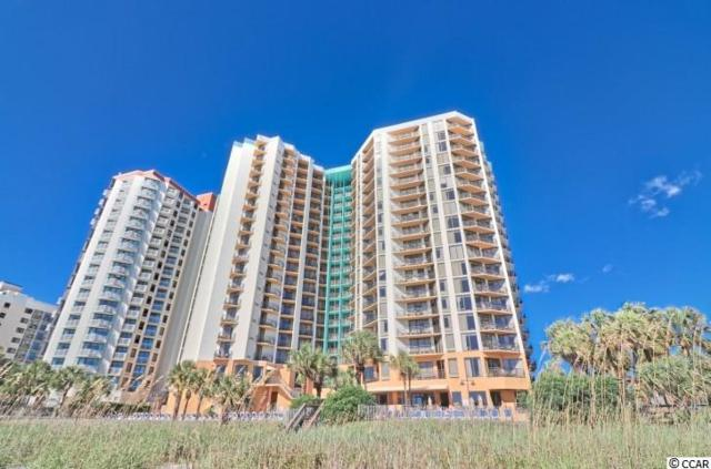 2710 N Ocean Blvd #210 #210, Myrtle Beach, SC 29577 (MLS #1722691) :: James W. Smith Real Estate Co.