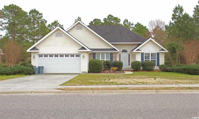 2769 Canvasback Trail, Myrtle Beach, SC 29588 (MLS #1722789) :: Myrtle Beach Rental Connections