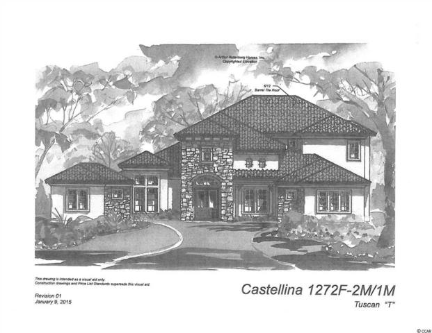 1968 Vercelli Way, Myrtle Beach, SC 29579 (MLS #1722800) :: The Litchfield Company