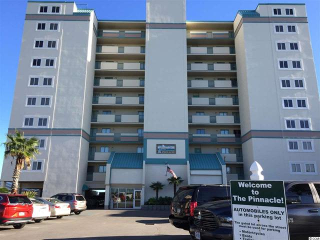 2507 S Ocean Boulevard #506, North Myrtle Beach, SC 29582 (MLS #1722805) :: The Hoffman Group