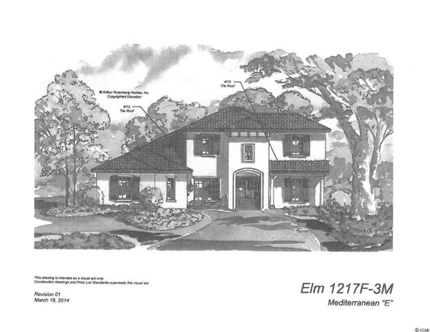 2000 Teramo Dr, Myrtle Beach, SC 29579 (MLS #1722809) :: The Litchfield Company