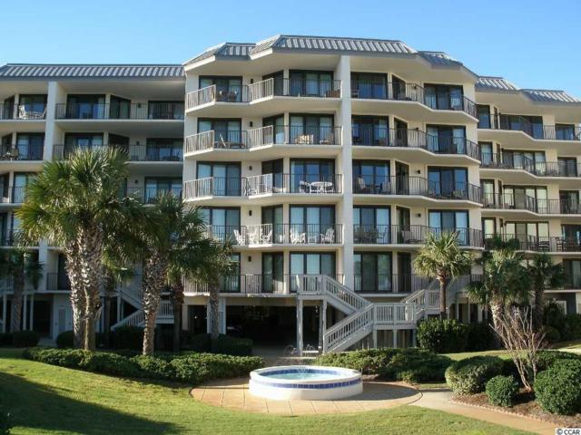13-C Captain's Quarters 13-C, Pawleys Island, SC 29585 (MLS #1722884) :: Myrtle Beach Rental Connections
