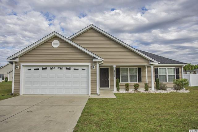 2716 Green Pond Circle, Conway, SC 29527 (MLS #1722938) :: Myrtle Beach Rental Connections