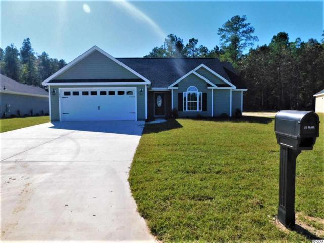 293 Macarthur Dr, Conway, SC 29527 (MLS #1722950) :: Myrtle Beach Rental Connections