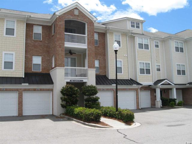 6203 Catalina Drive #1136, North Myrtle Beach, SC 29582 (MLS #1723088) :: James W. Smith Real Estate Co.