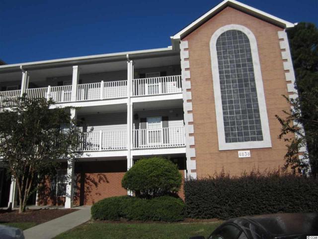 4838 Innisbrook Court #11, Myrtle Beach, SC 29579 (MLS #1723104) :: James W. Smith Real Estate Co.