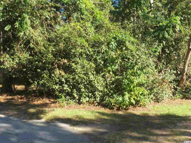 Lot 21 17th Avenue North, Surfside Beach, SC 29575 (MLS #1723134) :: Myrtle Beach Rental Connections
