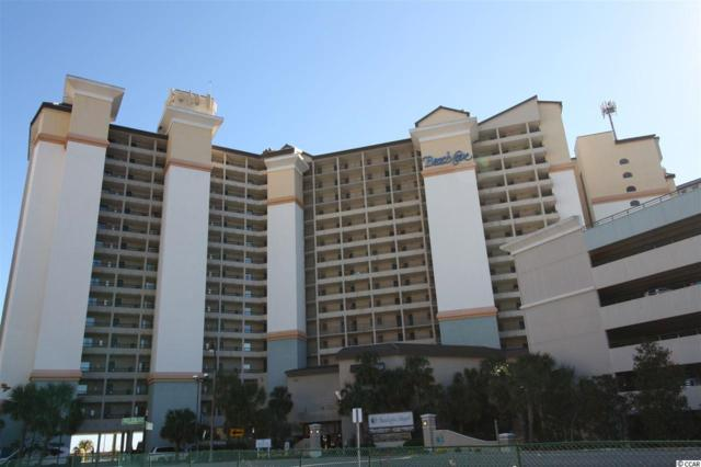 4800 S Ocean Blvd #1012, North Myrtle Beach, SC 29582 (MLS #1723201) :: Trading Spaces Realty