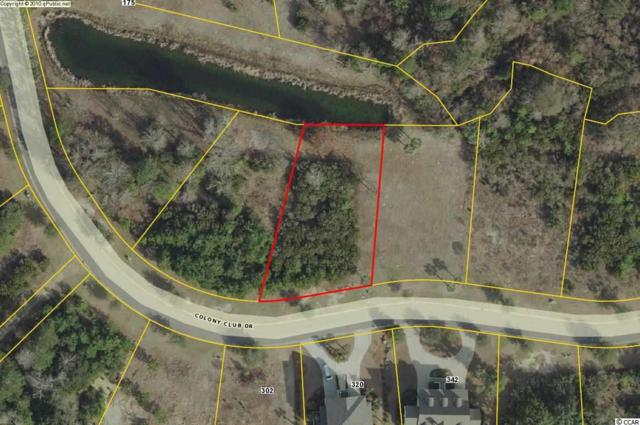 Lot 3 Colony Club Drive, Georgetown, SC 29440 (MLS #1723205) :: The HOMES and VALOR TEAM