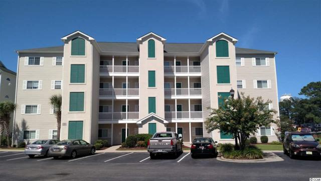 1100 Commons Blvd #503, Myrtle Beach, SC 29572 (MLS #1723239) :: James W. Smith Real Estate Co.
