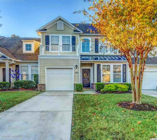 140 Coldstream Cove Loop #805, Murrells Inlet, SC 29576 (MLS #1723452) :: James W. Smith Real Estate Co.