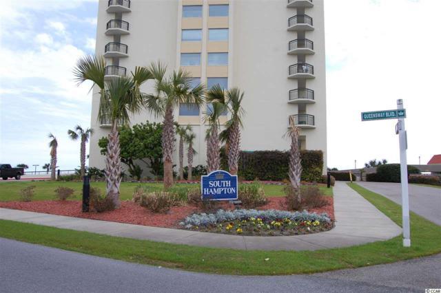 9820 Queensway Blvd #508, Myrtle Beach, SC 29572 (MLS #1723482) :: James W. Smith Real Estate Co.