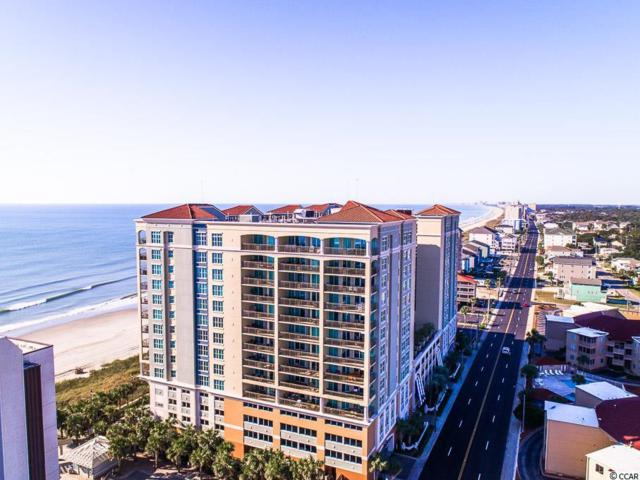 603 S Ocean Blvd #1501, North Myrtle Beach, SC 29582 (MLS #1723505) :: The Hoffman Group