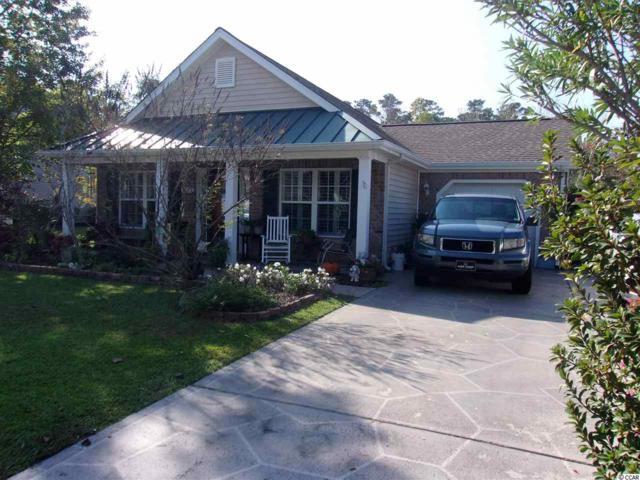 4543 Fringetree Drive, Murrells Inlet, SC 29576 (MLS #1723572) :: Myrtle Beach Rental Connections