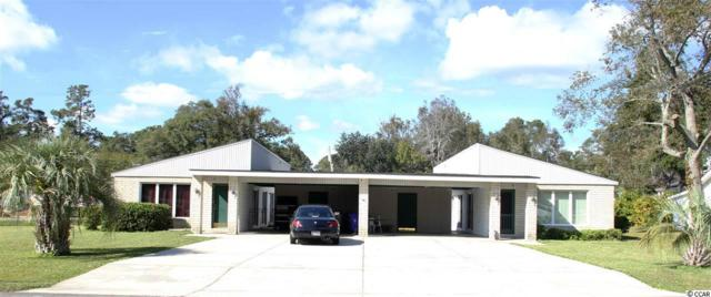 116 S Myrtle Drive, Surfside Beach, SC 29575 (MLS #1723608) :: Myrtle Beach Rental Connections