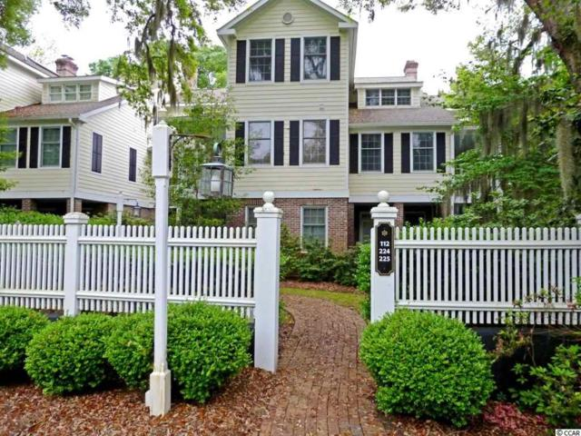 1970 Governor's Landing Drive, 112 #112, Murrells Inlet, SC 29576 (MLS #1723646) :: James W. Smith Real Estate Co.