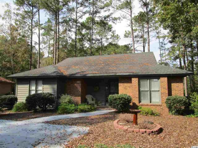 114 Timberline Drive, Conway, SC 29526 (MLS #1723647) :: Myrtle Beach Rental Connections