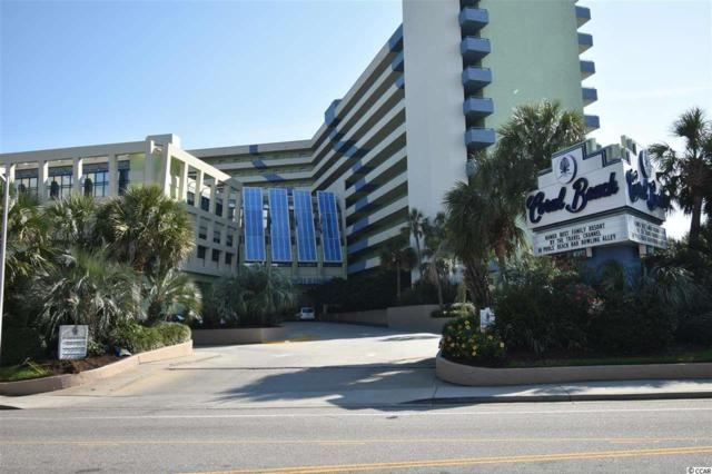 1105 S Ocean Blvd #1240, Myrtle Beach, SC 29577 (MLS #1723680) :: James W. Smith Real Estate Co.