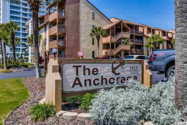 5515 N Ocean Blvd #110 #110, Myrtle Beach, SC 29577 (MLS #1723699) :: The Litchfield Company
