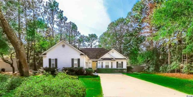 623 Linden Circle, Pawleys Island, SC 29585 (MLS #1723745) :: James W. Smith Real Estate Co.