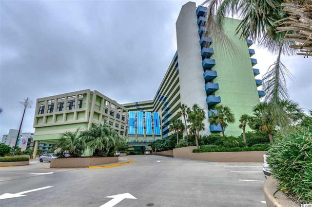 1105 S Ocean Blvd #104, Myrtle Beach, SC 29577 (MLS #1723767) :: James W. Smith Real Estate Co.