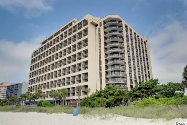 7100 N Ocean Blvd #516 #516, Myrtle Beach, SC 29572 (MLS #1723786) :: Trading Spaces Realty