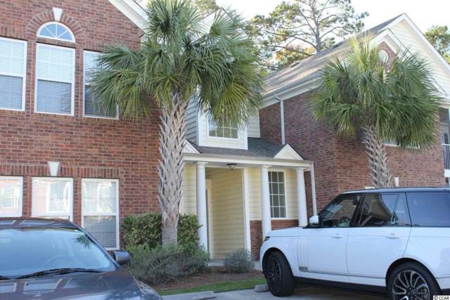 60 Crane Drive 60B, Pawleys Island, SC 29585 (MLS #1723796) :: James W. Smith Real Estate Co.