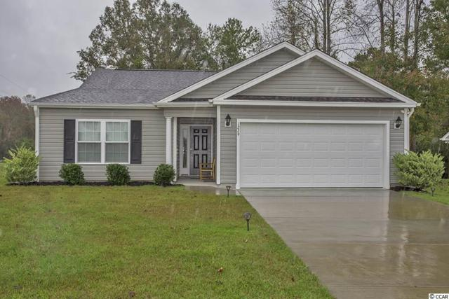 1229 Augustus Drive, Conway, SC 29527 (MLS #1723824) :: Myrtle Beach Rental Connections