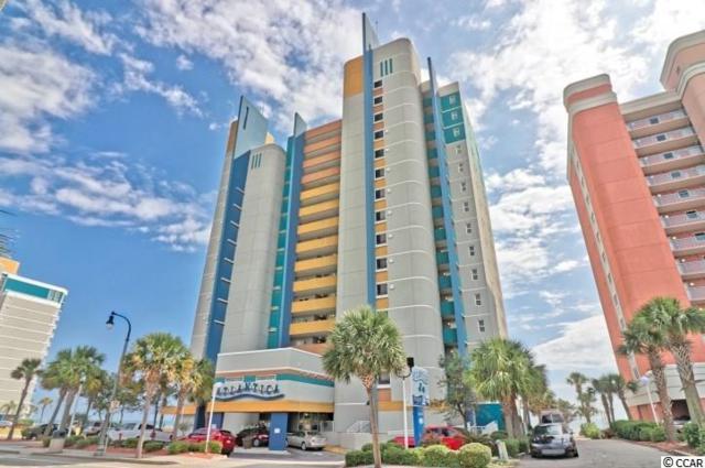 1700 N Ocean Blvd #453 #453, Myrtle Beach, SC 29577 (MLS #1723980) :: James W. Smith Real Estate Co.