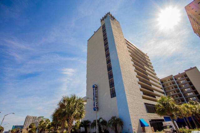 2001 S. Ocean Blvd #1110, Myrtle Beach, SC 29577 (MLS #1724103) :: Trading Spaces Realty